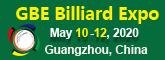 China Guangzhou International Billiards Exhibition