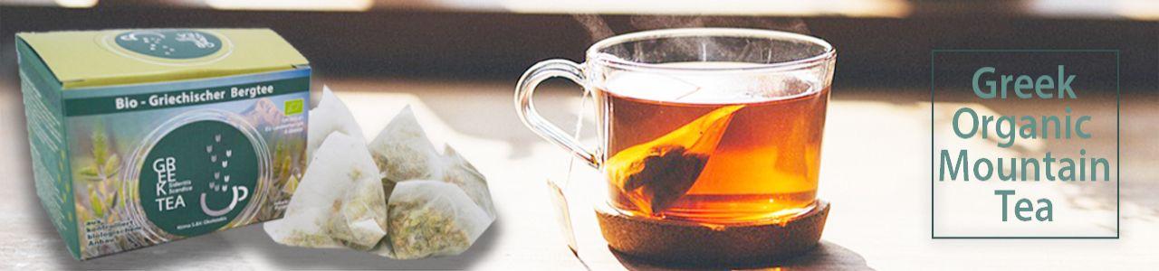 GREEK BIO MOUNTAIN TEA