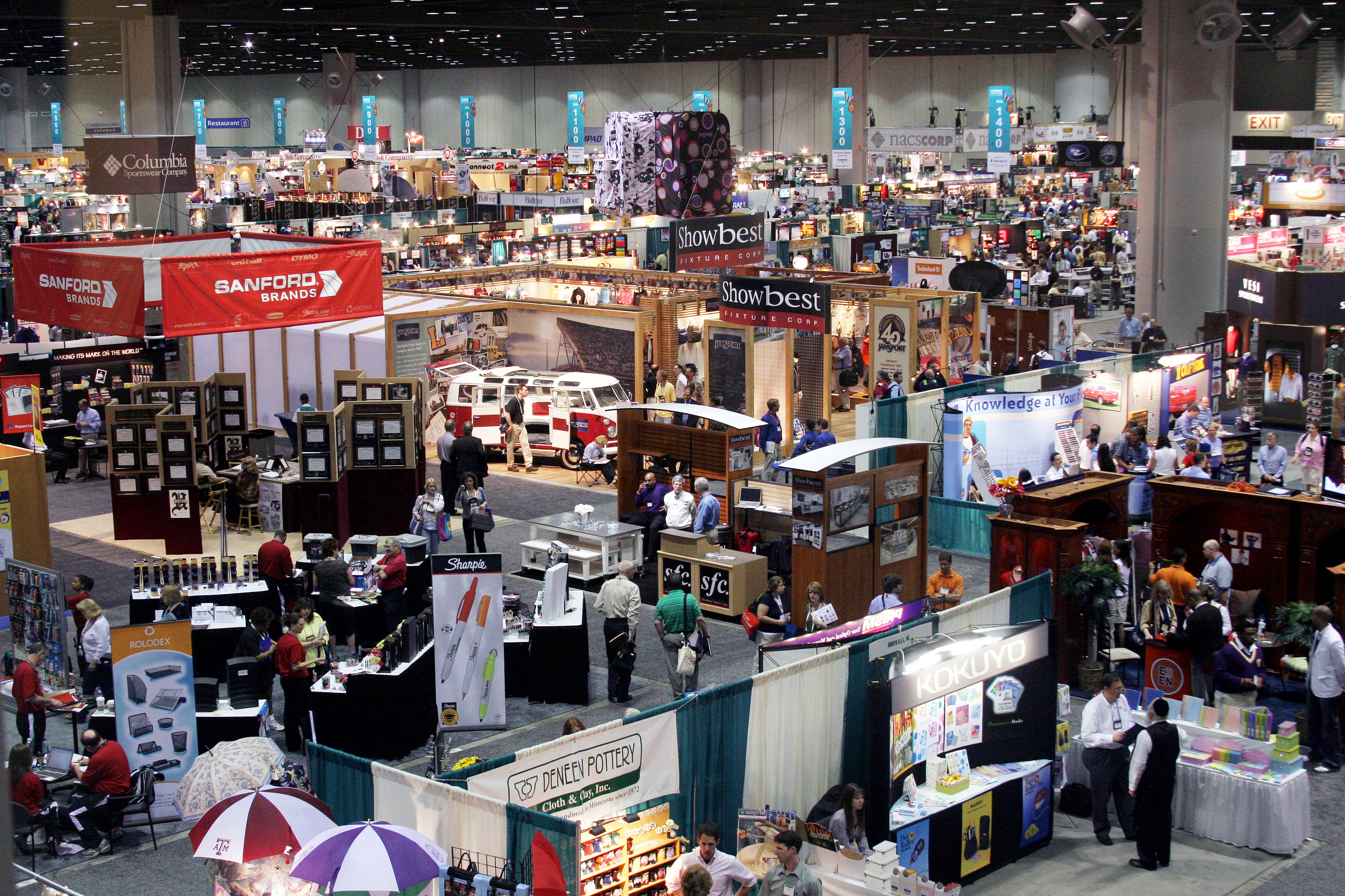 Why Exhibitions are focus by manufacturing companies around the world?